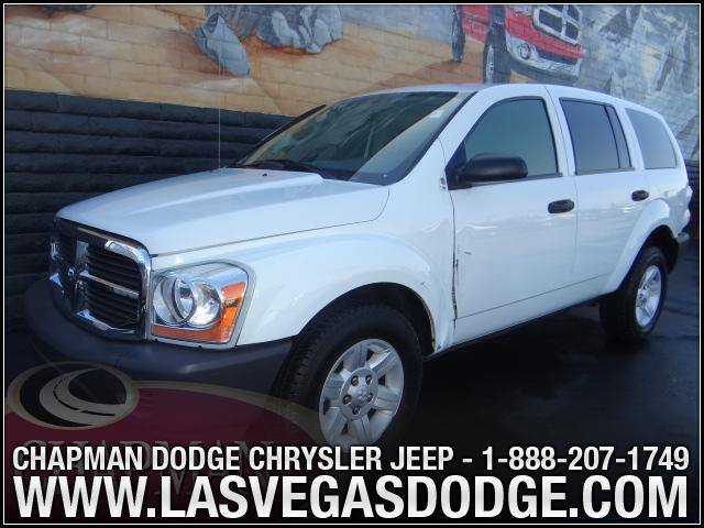 Used Cars in Las Vegas 2004 Dodge Durango