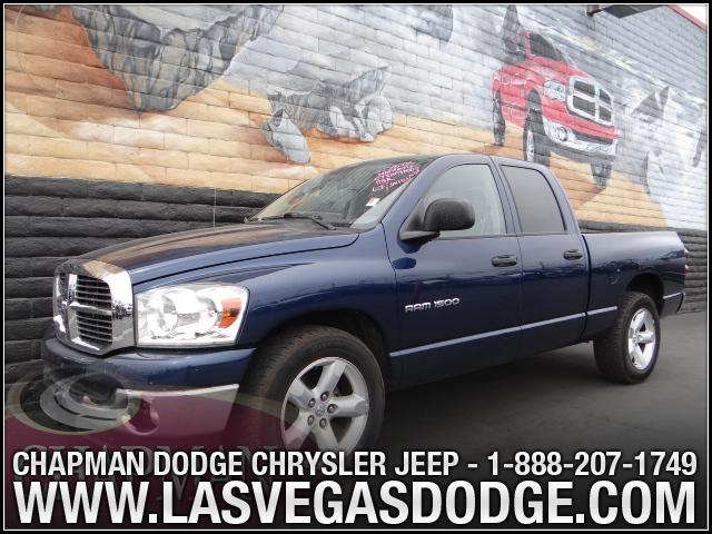 Used Cars in Las Vegas 2007 Dodge RAM 1500