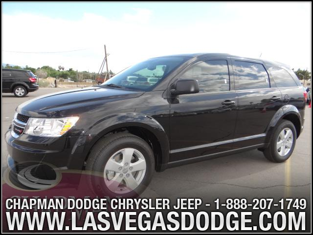 2013 Dodge Journey American Value Package