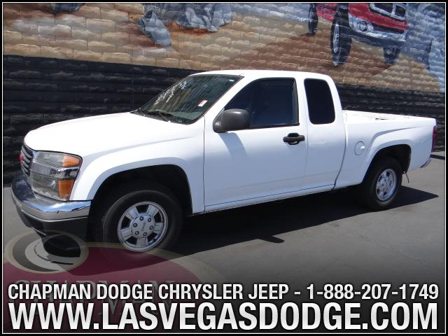 Used Cars in Las Vegas 2005 GMC Canyon