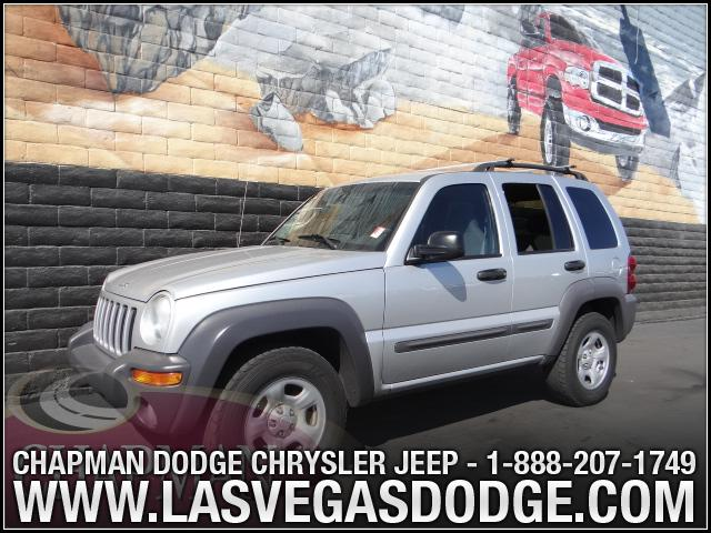 Used Cars in Las Vegas 2004 Jeep Liberty