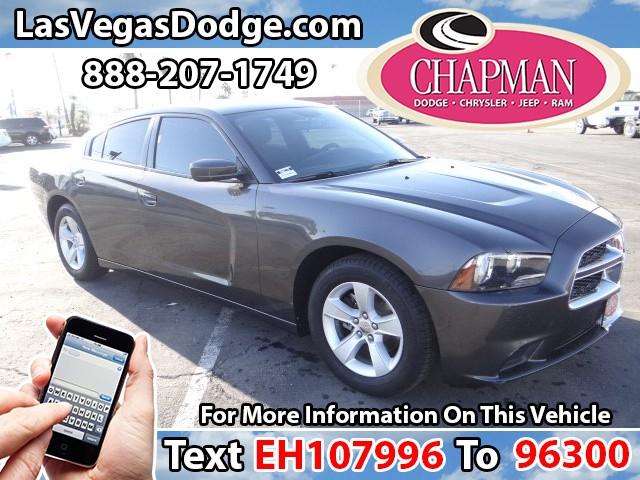2014 Dodge Charger SE Details