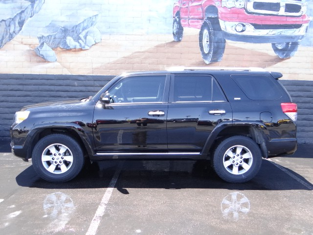 used 2012 toyota 4runner sr5 stock d5743xa chapman automotive group. Black Bedroom Furniture Sets. Home Design Ideas