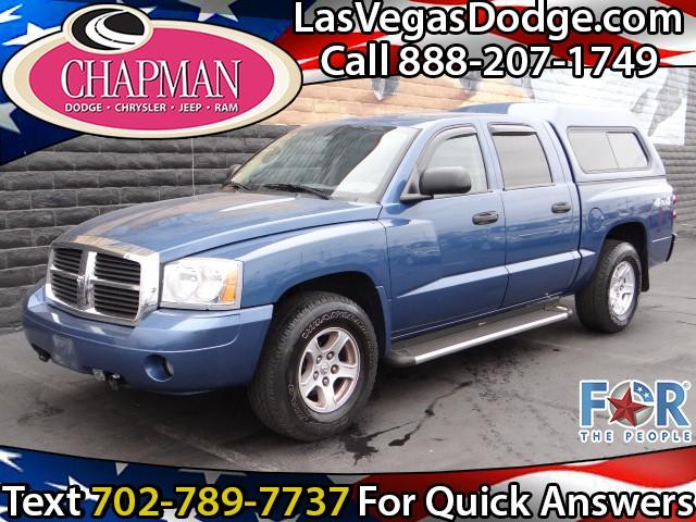Used 2006 Dodge Dakota Slt Crew Cab For Sale In Las Vegas