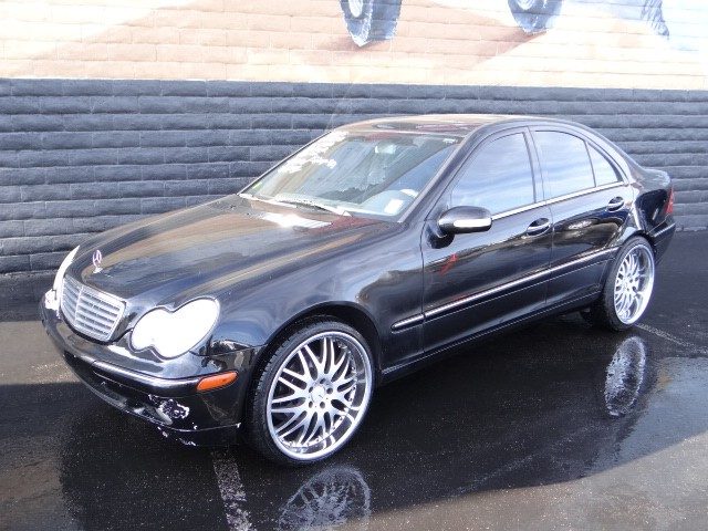 Used 2001 mercedes benz c class c240 stock d5989b for 2001 mercedes benz c240