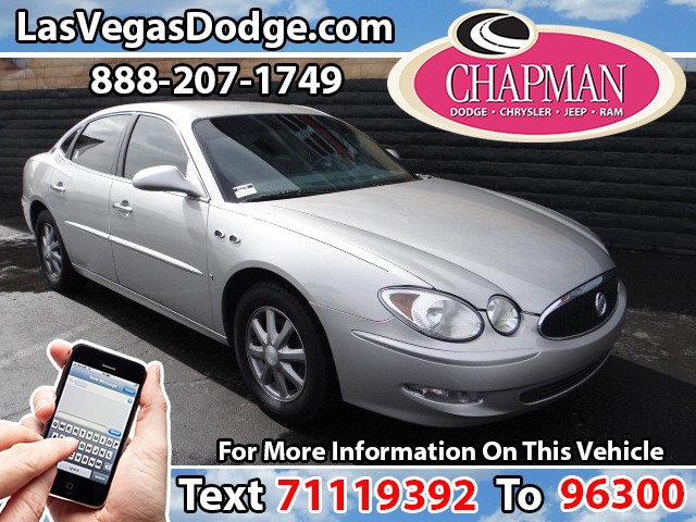 Las Vegas Buick Service Coupons >> Used 2007 Buick LaCrosse CXL for sale - Stock#D6227A   Chapman Chrysler Jeep