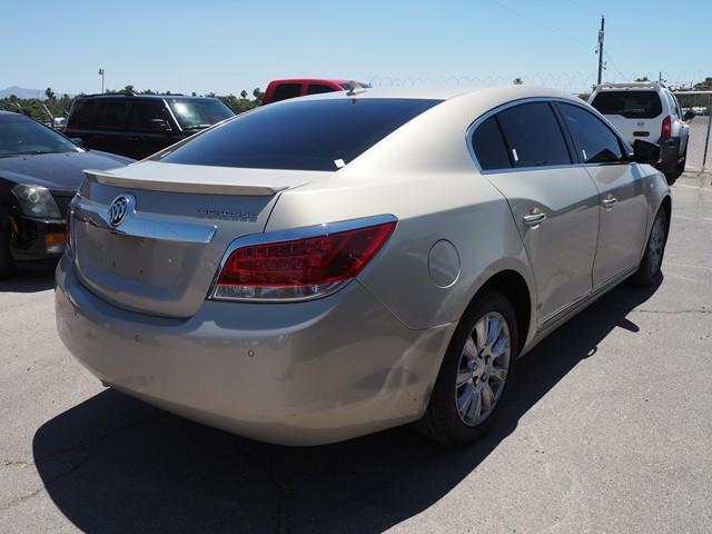 2012 Buick LaCrosse Premium