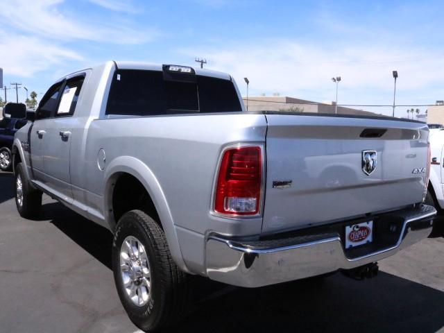 2016 Ram 2500 Laramie Crew Cab