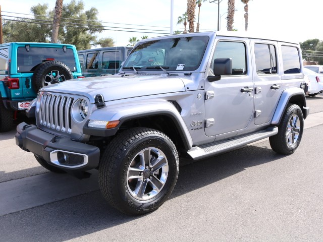2020 Jeep Wrangler Unlimited Sahara