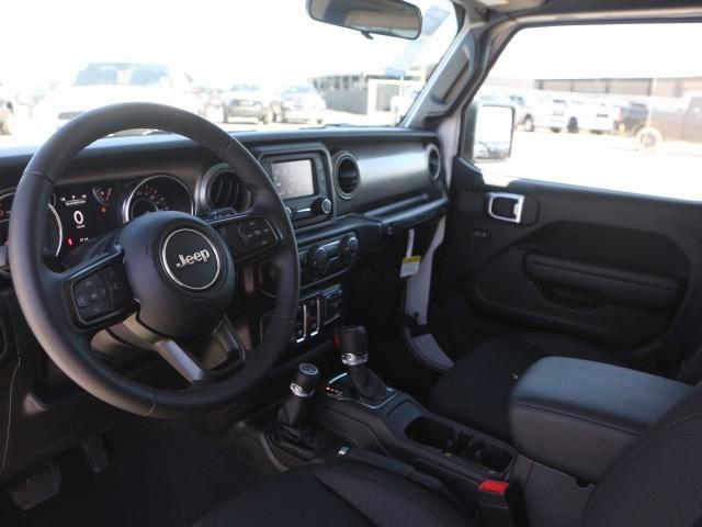 2020 Jeep Wrangler Sport S