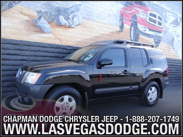 Used Cars in Las Vegas 2005 Nissan Xterra