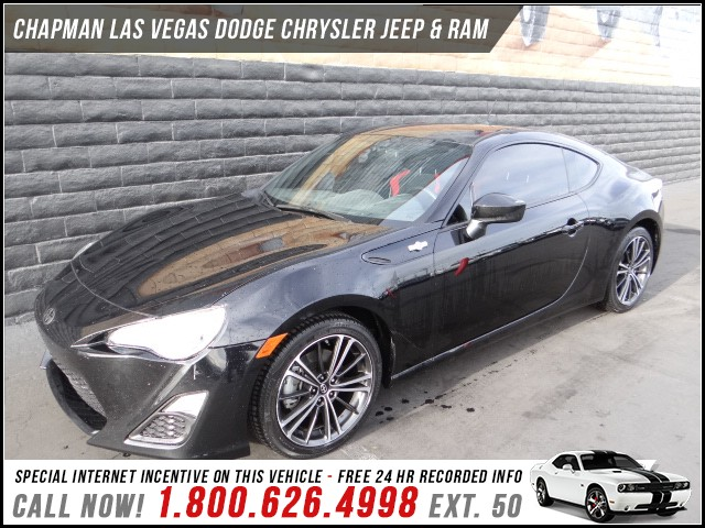 used 2013 scion fr s for sale in las vegas nv at chapman. Black Bedroom Furniture Sets. Home Design Ideas