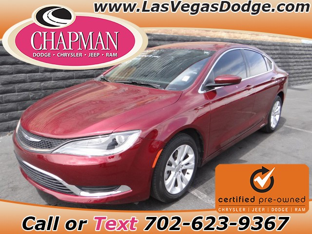 200 limited in las vegas stock j5473aa chapman las vegas dodge. Cars Review. Best American Auto & Cars Review
