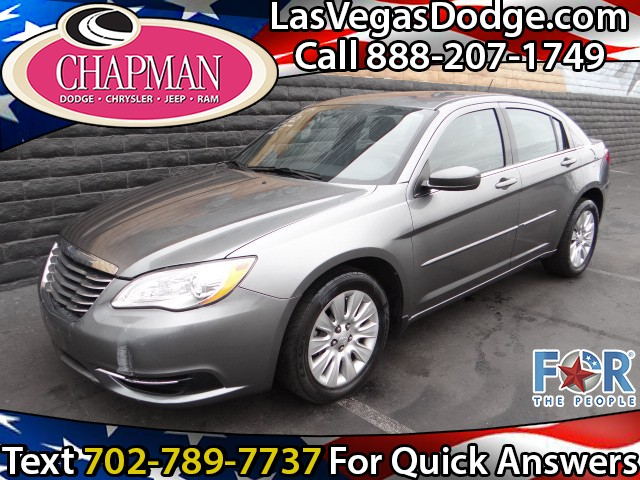Used 2012 Chrysler 200 Lx Stock J5672b Chapman