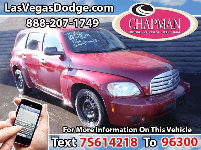 Used Cars in Las Vegas 2007 Chevrolet HHR