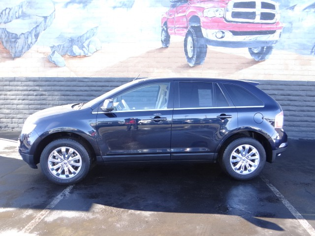 used 2008 ford edge limited stock j6190a chapman automotive group. Black Bedroom Furniture Sets. Home Design Ideas