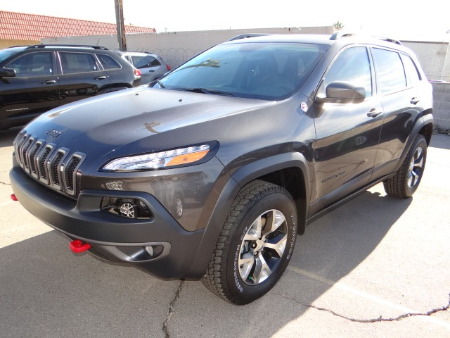 2016 jeep cherokee trailhawk for sale stock j6261. Black Bedroom Furniture Sets. Home Design Ideas