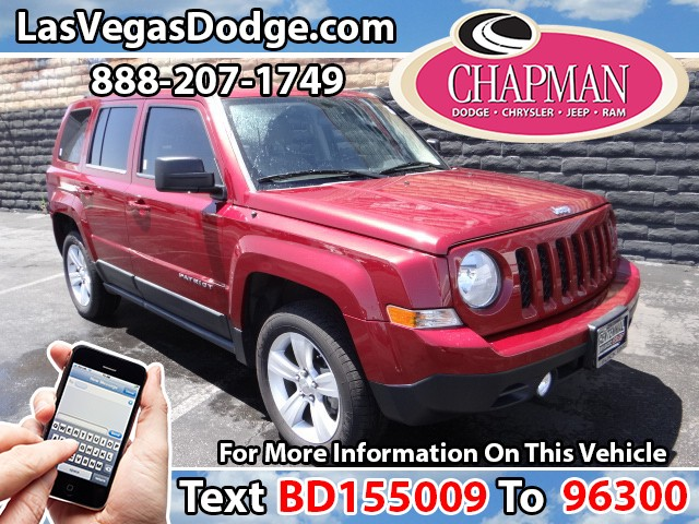 2011 Jeep Patriot Sport Details