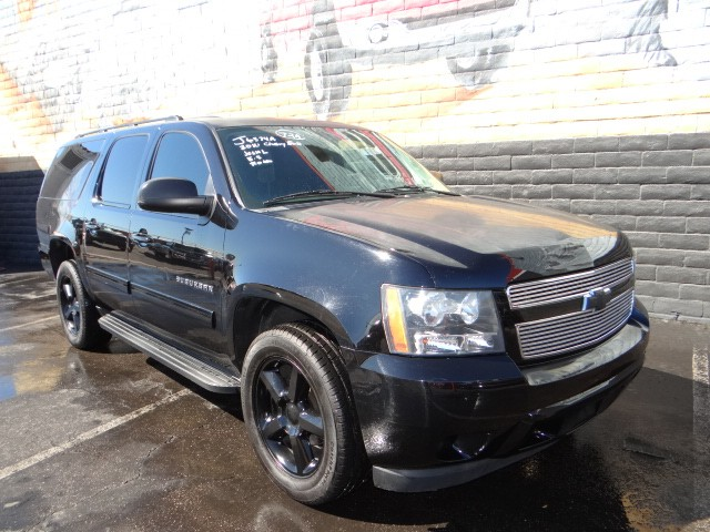 used 2010 chevrolet suburban ls 1500 for sale stock j6374a chapman chrysler jeep. Black Bedroom Furniture Sets. Home Design Ideas