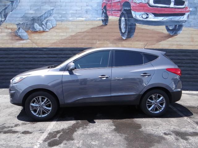Used 2014 Hyundai Tucson Gls Stock J6394a Chapman