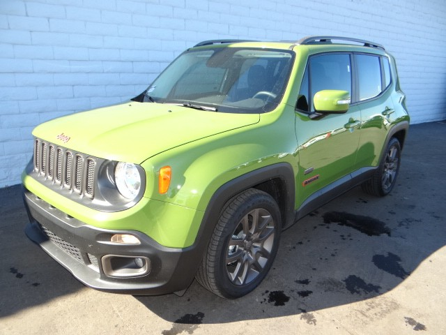 used 2016 jeep renegade latitude 75th anniversary stock. Black Bedroom Furniture Sets. Home Design Ideas