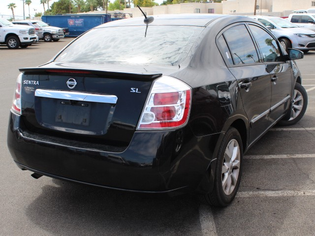 2012 Nissan Sentra 2.0 SL