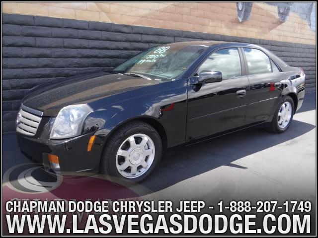 Used Cars in Las Vegas 2004 Cadillac CTS