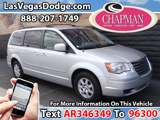 Used Cars in Las Vegas 2010 Chrysler Town and Country