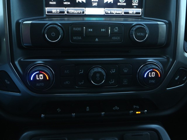 2016 Chevrolet Silverado 1500 LT Crew Cab – Stock #PC1104