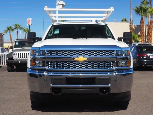 2019 Chevrolet Silverado 2500HD Work Truck Extended Cab