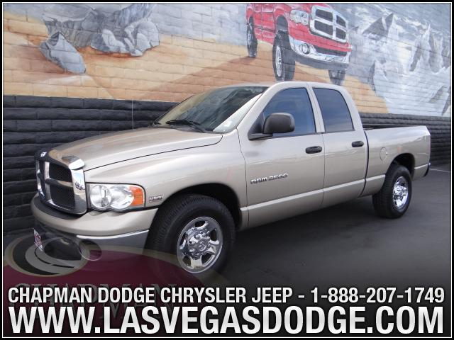 Used Cars in Las Vegas 2004 Dodge Ram 2500