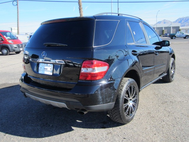 Used 2006 mercedes benz m class ml350 stock r6053b for Mercedes benz ml350 msrp