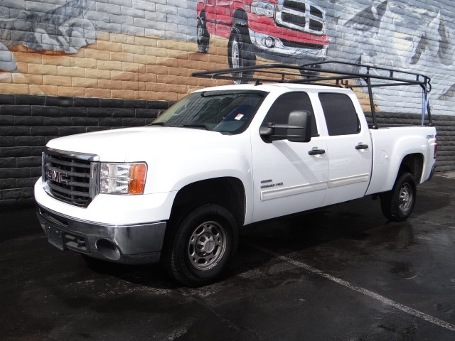 used 2010 gmc sierra 2500hd sle crew cab stock r6078a. Black Bedroom Furniture Sets. Home Design Ideas
