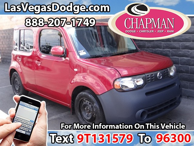 Used Cars in Las Vegas 2009 Nissan cube
