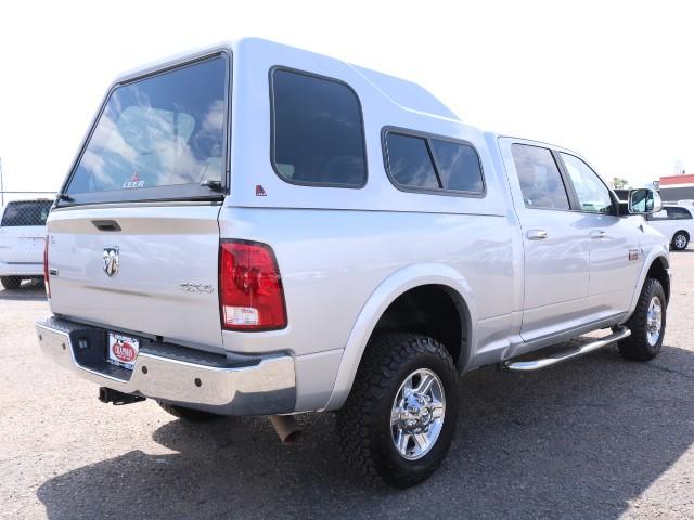 2011 Ram 3500 Laramie Crew Cab