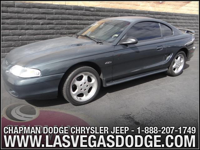 Used Cars in Las Vegas 1998 Ford Mustang