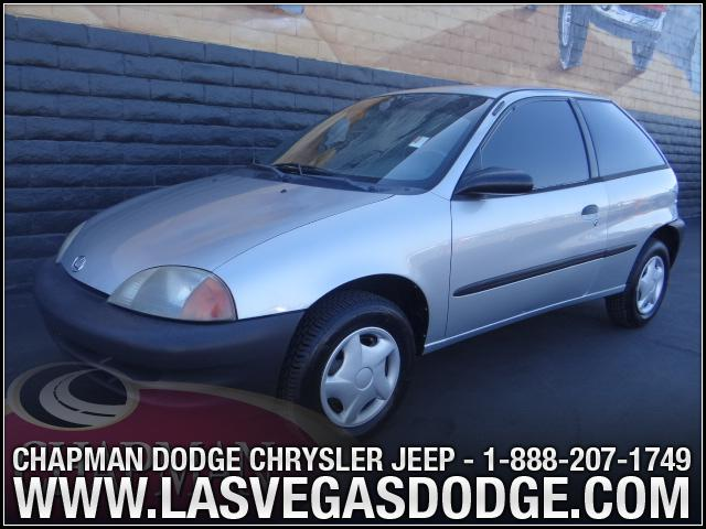 Used Cars in Las Vegas 2001 Suzuki Swift