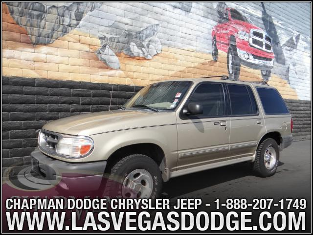 Used Cars in Las Vegas 2000 Ford Explorer