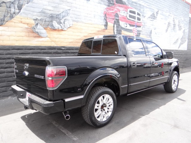 used 2009 ford f 150 platinum crew cab stock t3012a. Black Bedroom Furniture Sets. Home Design Ideas