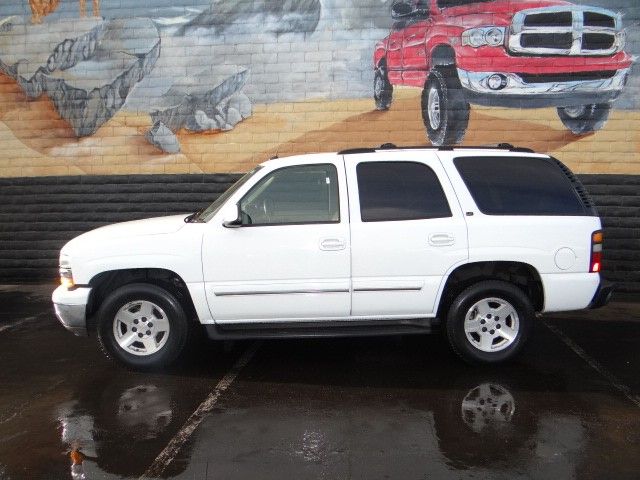 used 2005 chevrolet tahoe lt stock t3225a chapman. Black Bedroom Furniture Sets. Home Design Ideas