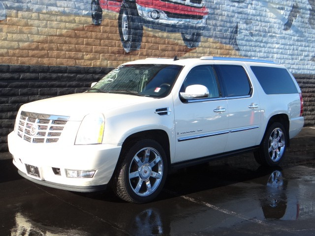 used 2009 cadillac escalade esv stock t3230aa chapman automotive group. Black Bedroom Furniture Sets. Home Design Ideas