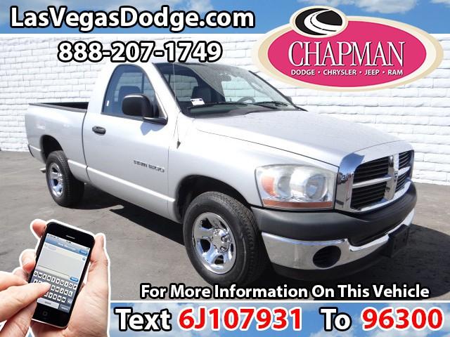 Used Cars in Las Vegas 2006 Dodge RAM 1500