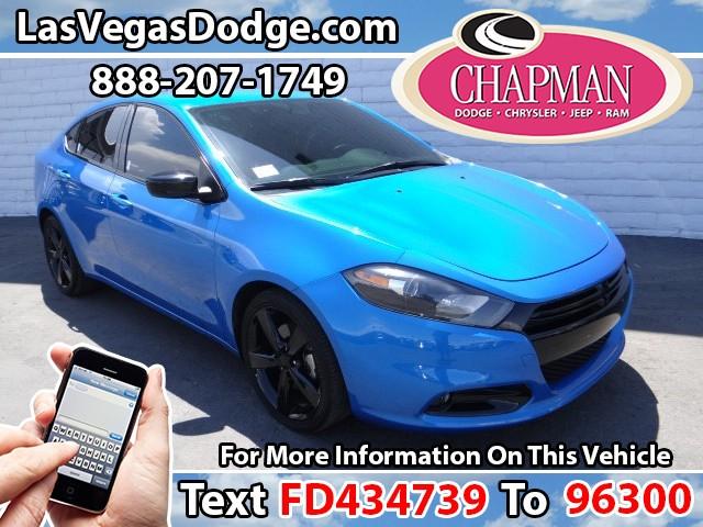 2015 Dodge Dart SXT Details