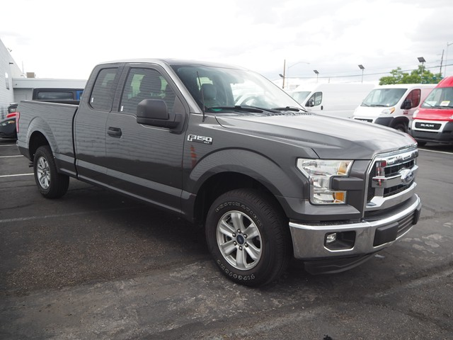 2015 Ford F-150 XLT Extended Cab