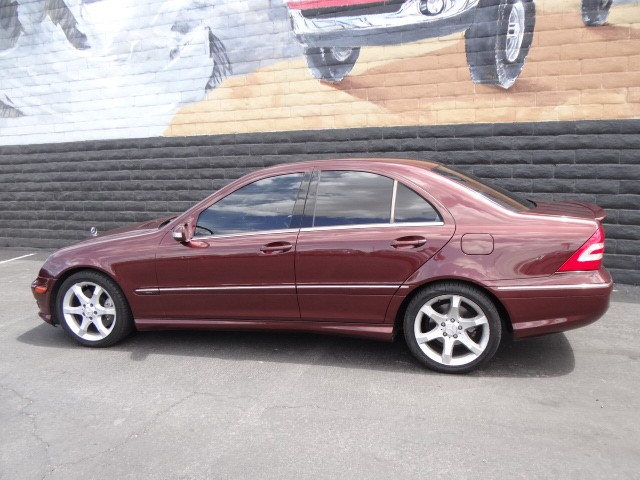 Used 2007 mercedes benz c class c230 sport stock c5307a for 2007 mercedes benz c class c230