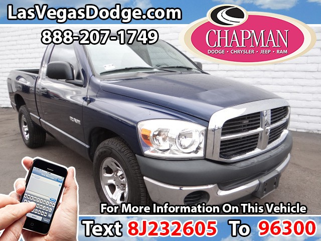 Used Cars in Las Vegas 2008 Dodge RAM 1500