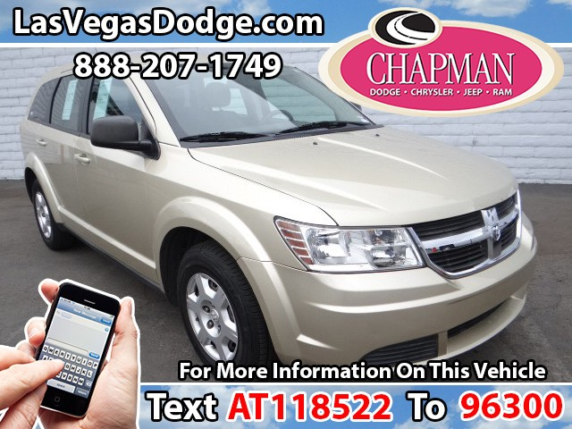 Used Cars in Las Vegas 2010 Dodge Journey