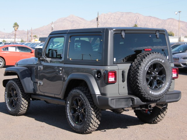 2020 Jeep Wrangler Willys Sport