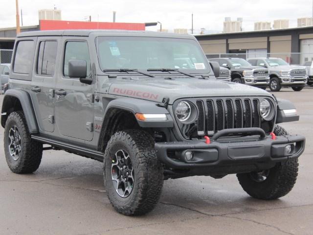 2020 Jeep Wrangler Unlimited Rubicon Recon