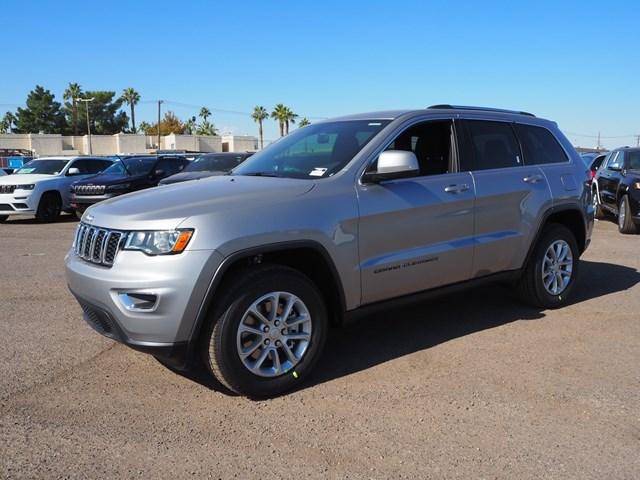 2021 Jeep Grand Cherokee Laredo E